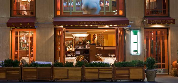 Trattoria Dell'Arte, New York © trattoriadellarte.com