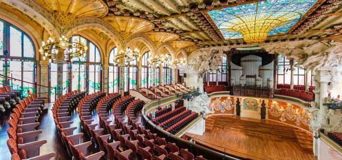Palau-de-la-musica-Barcelona