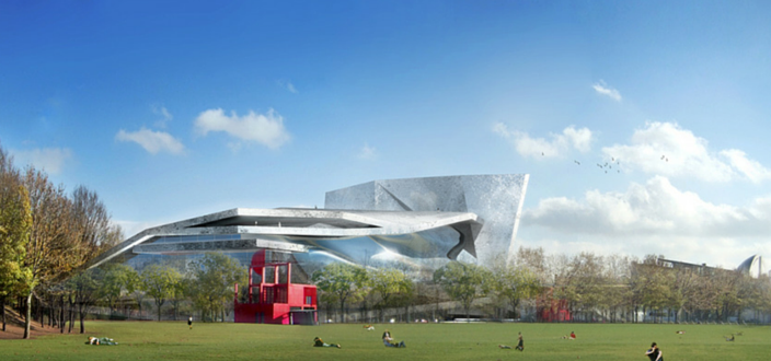 Philharmonie de Paris © Photo: Ateliers Jean Nouvel