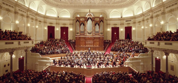 Royal Concertgebouw, Main Hall © Photo: Hans Samsom