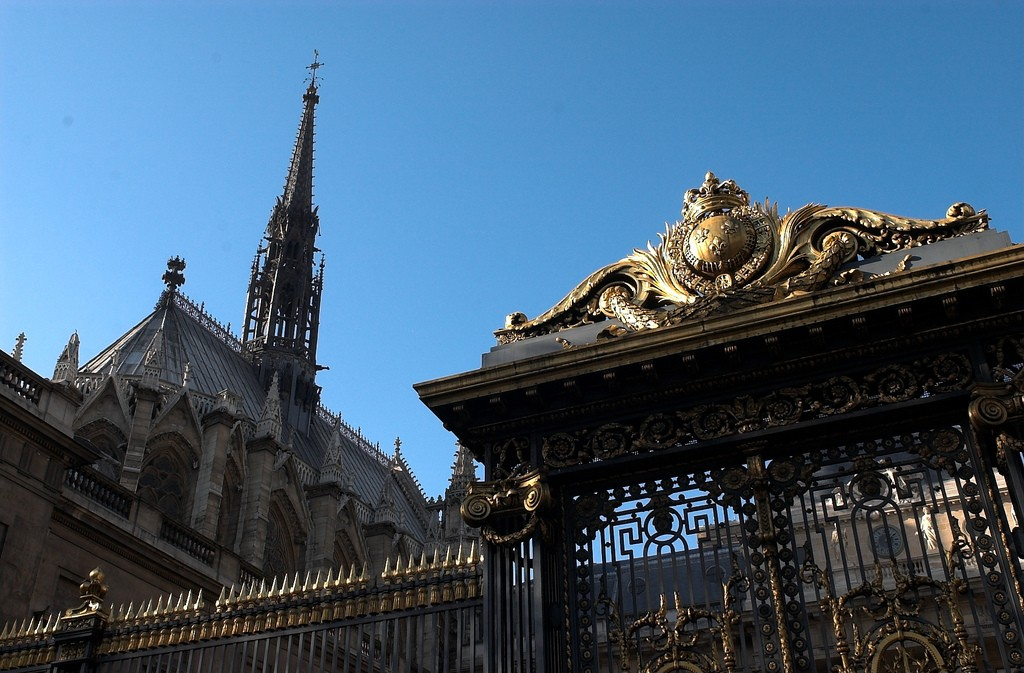 The Sainte Chapelle, Paris © Photo: Urnes
