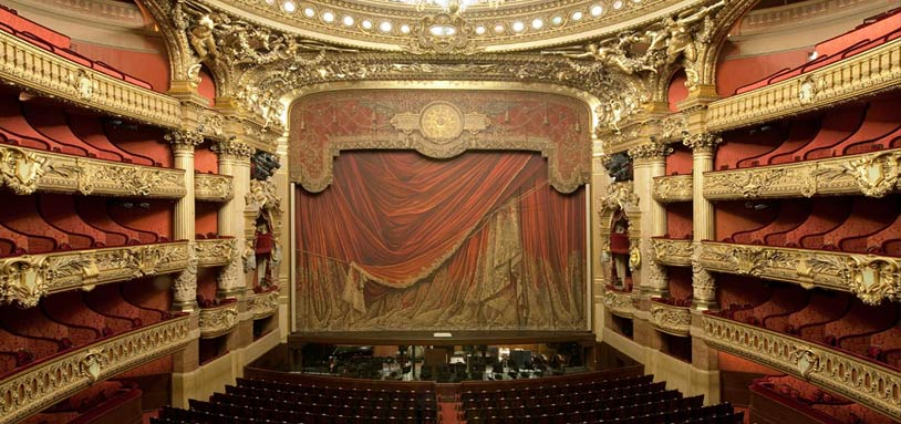 Opéra National de Paris, Palais Garnier