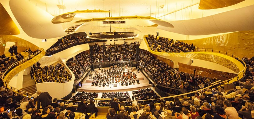 Philharmonie de Paris, by William Beaucardet (c)