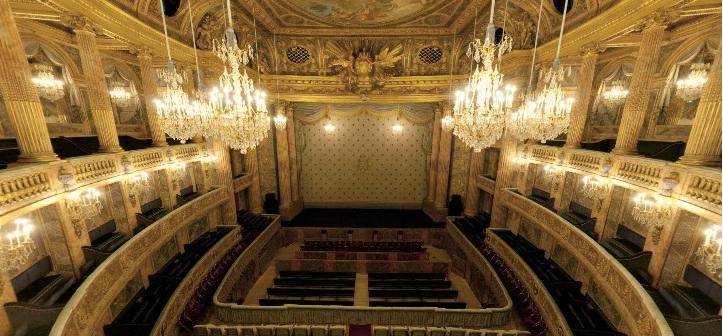 Opéra Royal de Versailles, Timotee Eisenegge