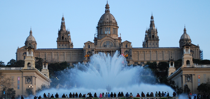 Museu Nacional d'Art de Catalunya © Photo: Ivan Mlinaric