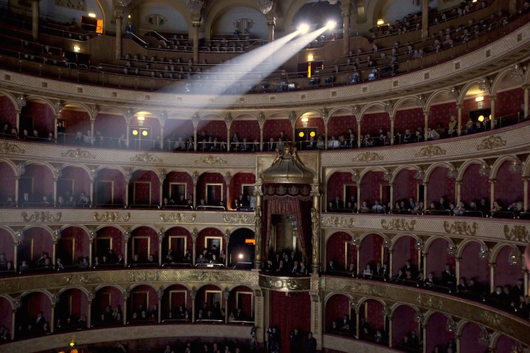 Opera di Roma © Photo: Silvia Lelli