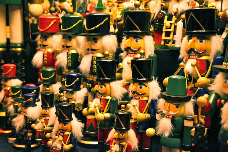 Nutcracker Army © Phil Long (cc)