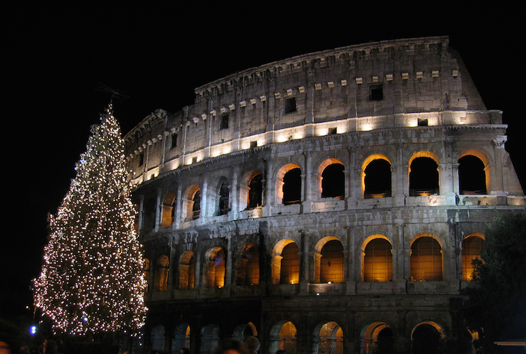 December in Rome © Victoria Reay