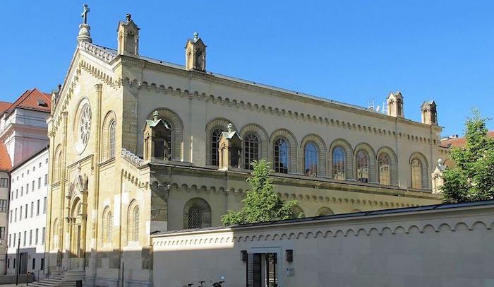 Allerheiligen Hofkirche in Munich
