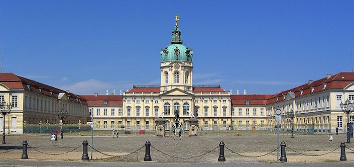 Schloss Charlottenburg in Berlin © Times