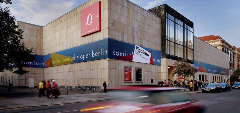 Komische Oper Berlin, © Photo: Hanns Joosten