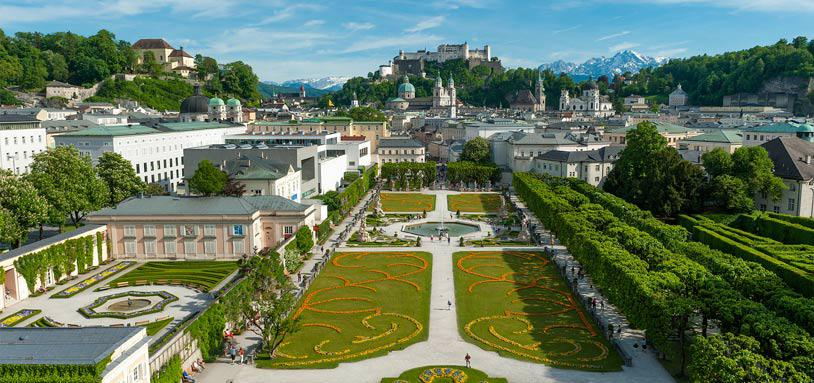 Salzburg, Austria, © Tourismus Salzburg GmbH