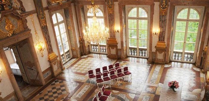 Marmorsaal at the Mirabell Palace © Tourismus Salzburg GmbH