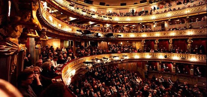 Theater an der Wien © VBW