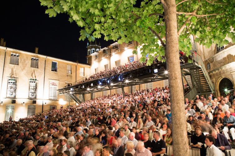 Festival Lyrique d'Aix-en-provence © Vincent Beaume