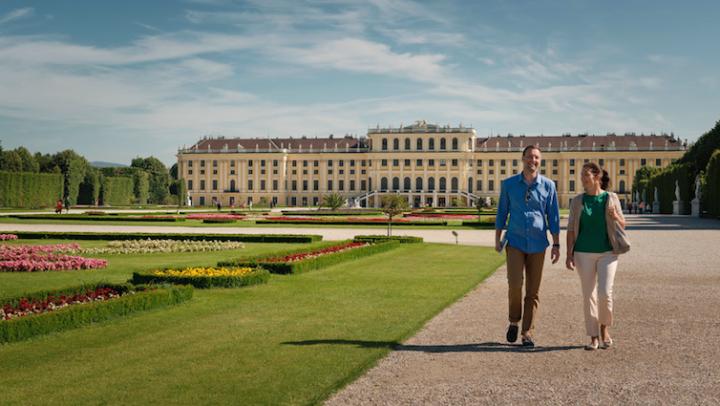 Schönbrunn Palace, Vienna © Österreich Werbung, Photographer: Peter Burgstaller