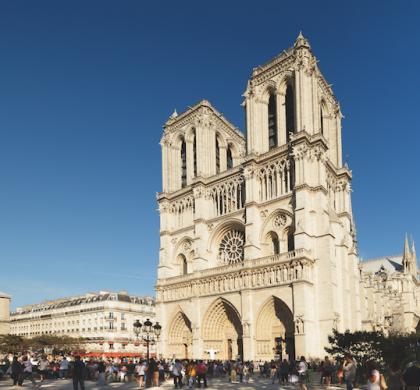 Cathédrale Notre Dame de Paris, © Photo: Marc Bertrand/Paris Tourist Office