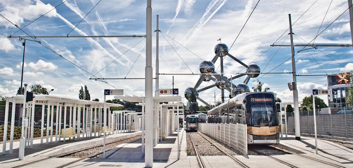 Atomium Brussels © Hernán Piñera
