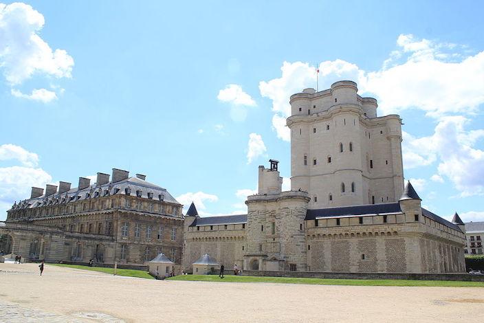 Château de Vincennes, Paris, (cc) K. Patel