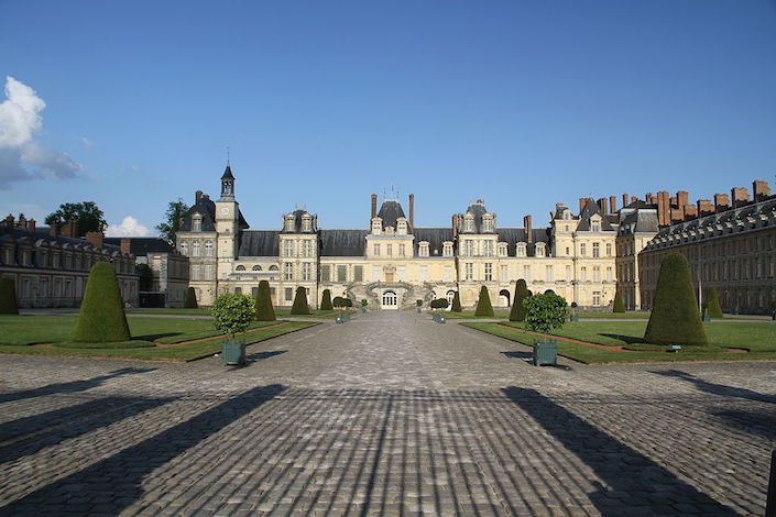 Château de Fontainebleau (cc)