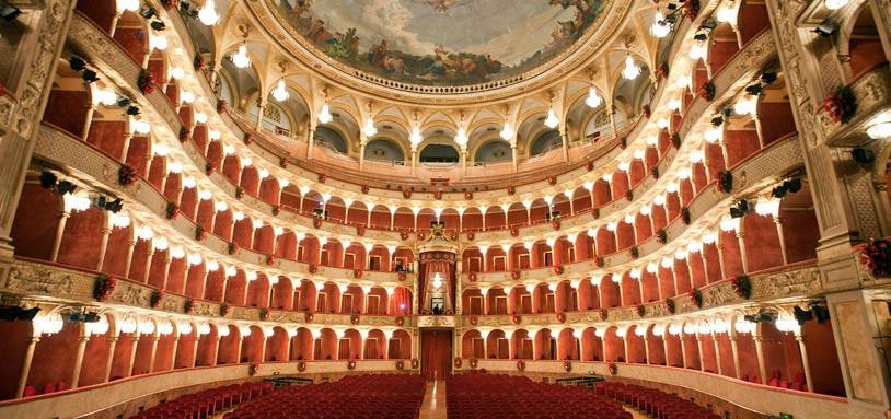 Teatro dell Opera di Roma © Silvia Lelli