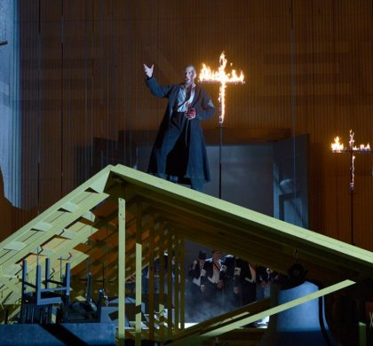 Les Huguenots at the Deutsche Oper Berlin