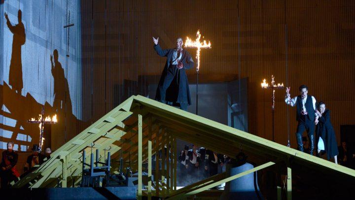 Les Huguenots at the Deutsche Oper Berlin