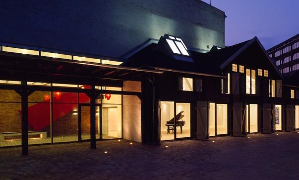 Mogens Dahl Concert Hall © Mogens Dahl Koncertsal