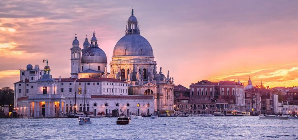 Italy-Venice-Church