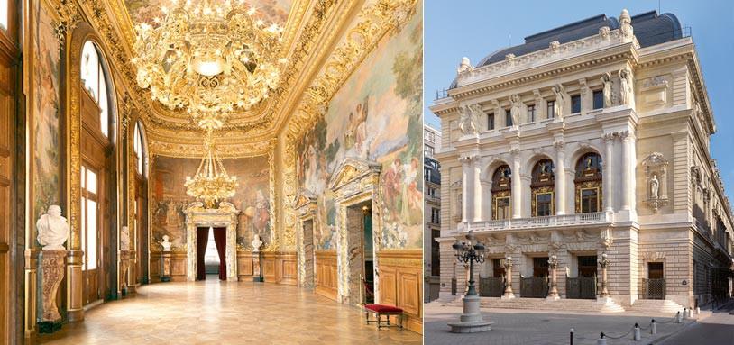 L'Opéra Comique © Photo: Citadelles&Mazenod - Sabine Hartl & Olaf-Daniel Meyer