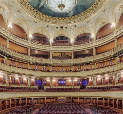 Opéra Comique, Salle Favart © Christophe Chavan