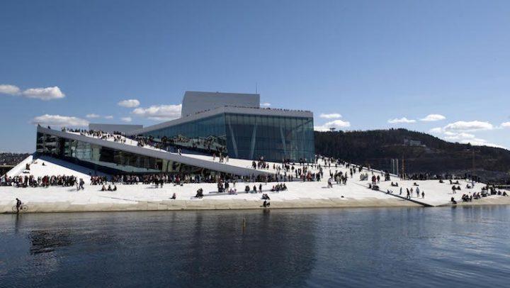 Oslo Opera House © Photo- Erik Berg