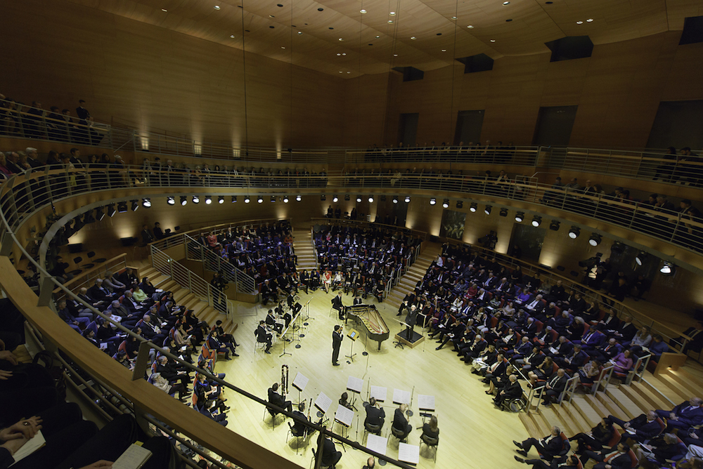 Pierre Boulez Saal in Berlin © Peter Adamik