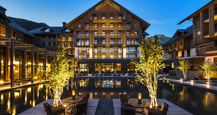 The Chedi Andermatt ©