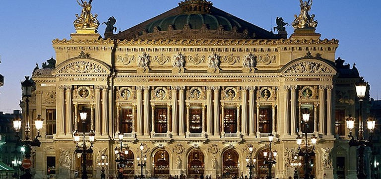 Palais Garnier © Opera national de Paris / Delagarde