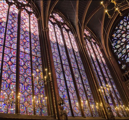 La Sainte Chapelle, Paris, France © Photo: Dr Zoidberg (Flickr)