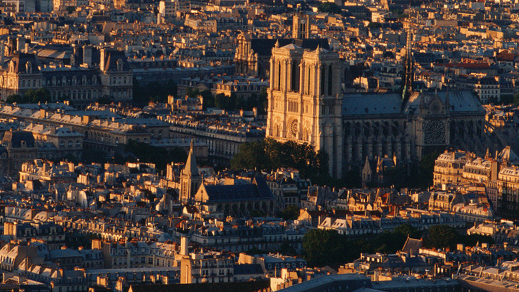 Paris © David Lefranc