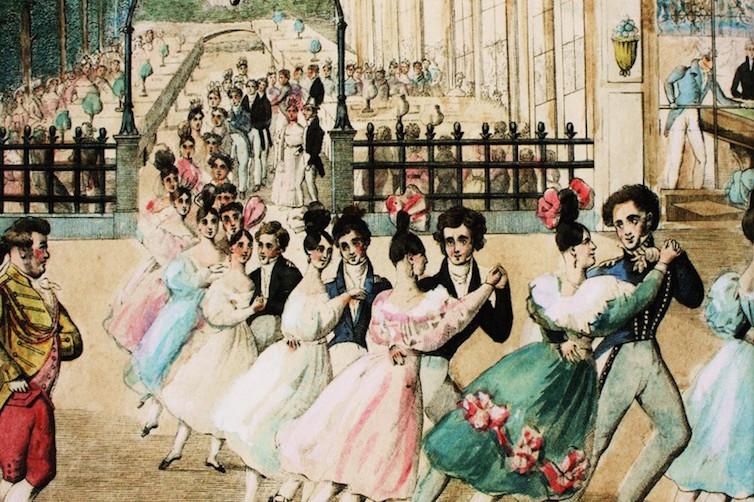 Johann Strauss' Vienna