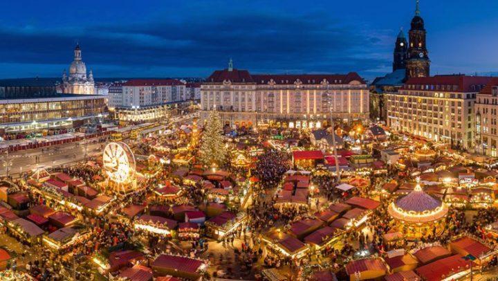 Dresdner Striezelmarkt © Michael Schmidt
