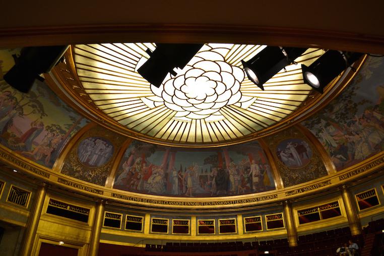 Théâtre des Champs-Élysées © Pierre Lannes