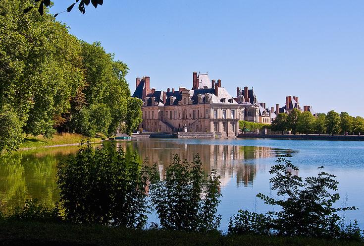 Chateau de Fontainebleau (cc)