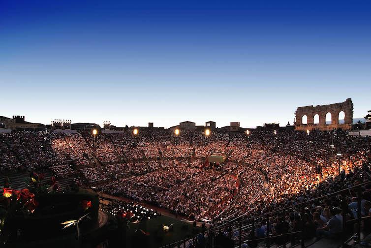 Arena di Verona © Tabocchini Gironella