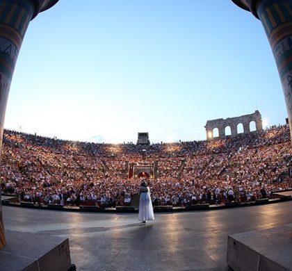 Aida, © Photo: Ennevi | Courtesy of Fondazione Arena di Verona