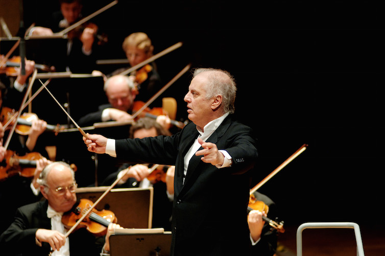 Daniel Barenboim and the Staatskapelle Berlin ® Monika Rittershaus