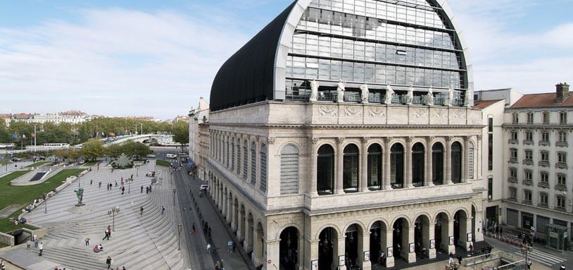 Opéra National de Lyon, © Opéra de Lyon