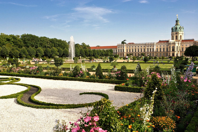 Berlin, Schloss Charlottenburg Garten ©visitBerlin (Scholvien, Wolfgang)